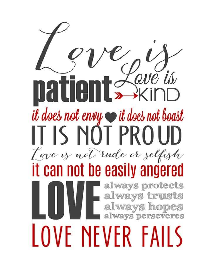 Quote Love Is Patient 14