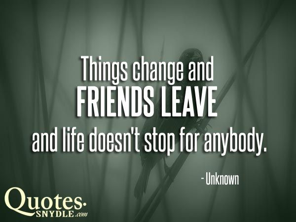 Quotes About Broken Friendships 12