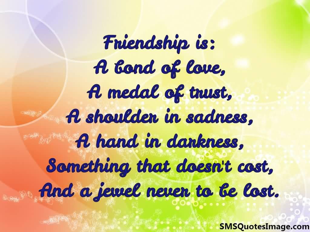 Quotes About Close Friendship Bonds 04