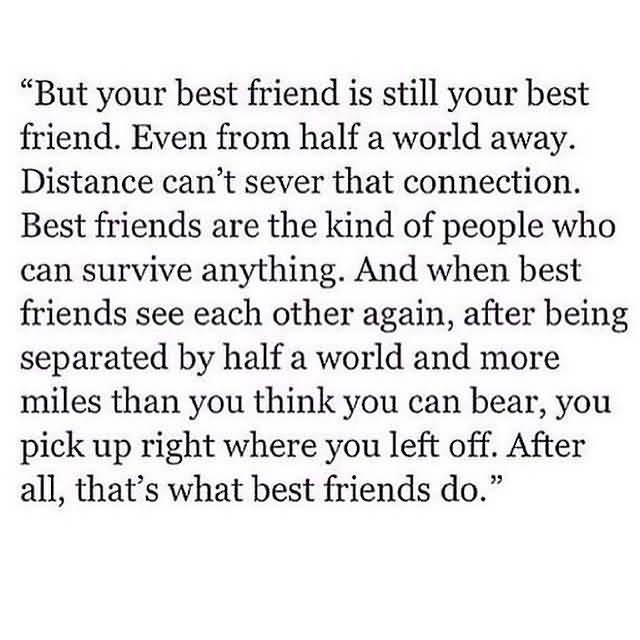 Quotes About Close Friendship Bonds 07