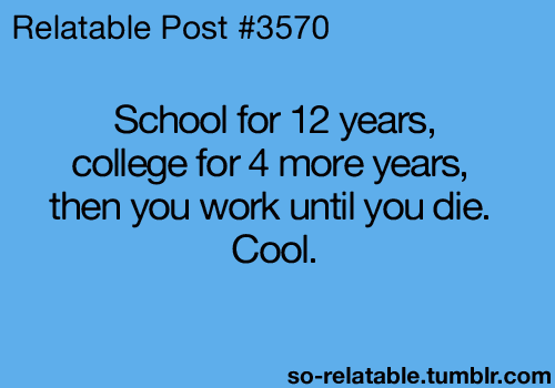 Quotes About College Life 07