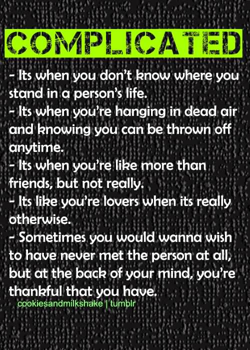 Quotes About Complicated Friendship 01