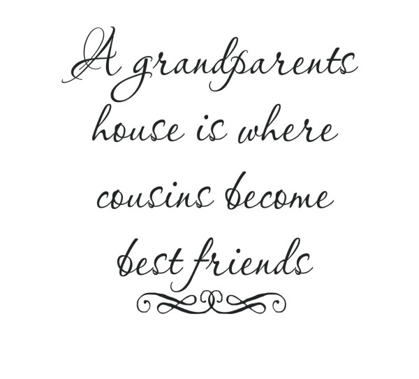 Quotes About Cousin Friendship 05