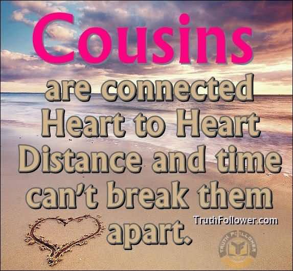 Quotes About Cousin Friendship 06