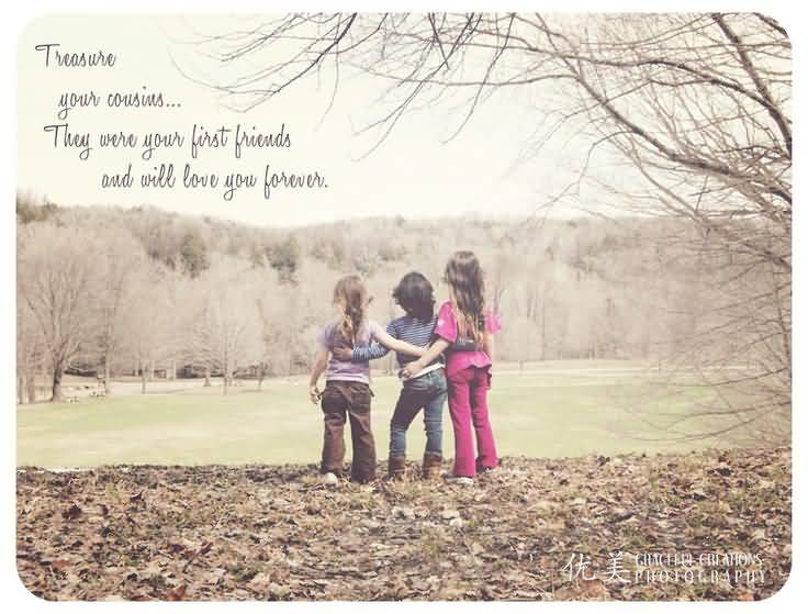 Quotes About Cousin Friendship 19