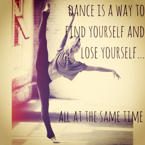 Quotes About Dance And Life 14