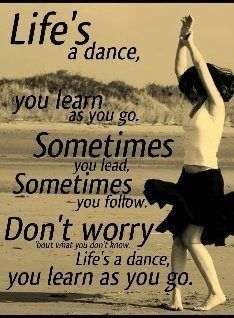 Quotes About Dance And Life 19