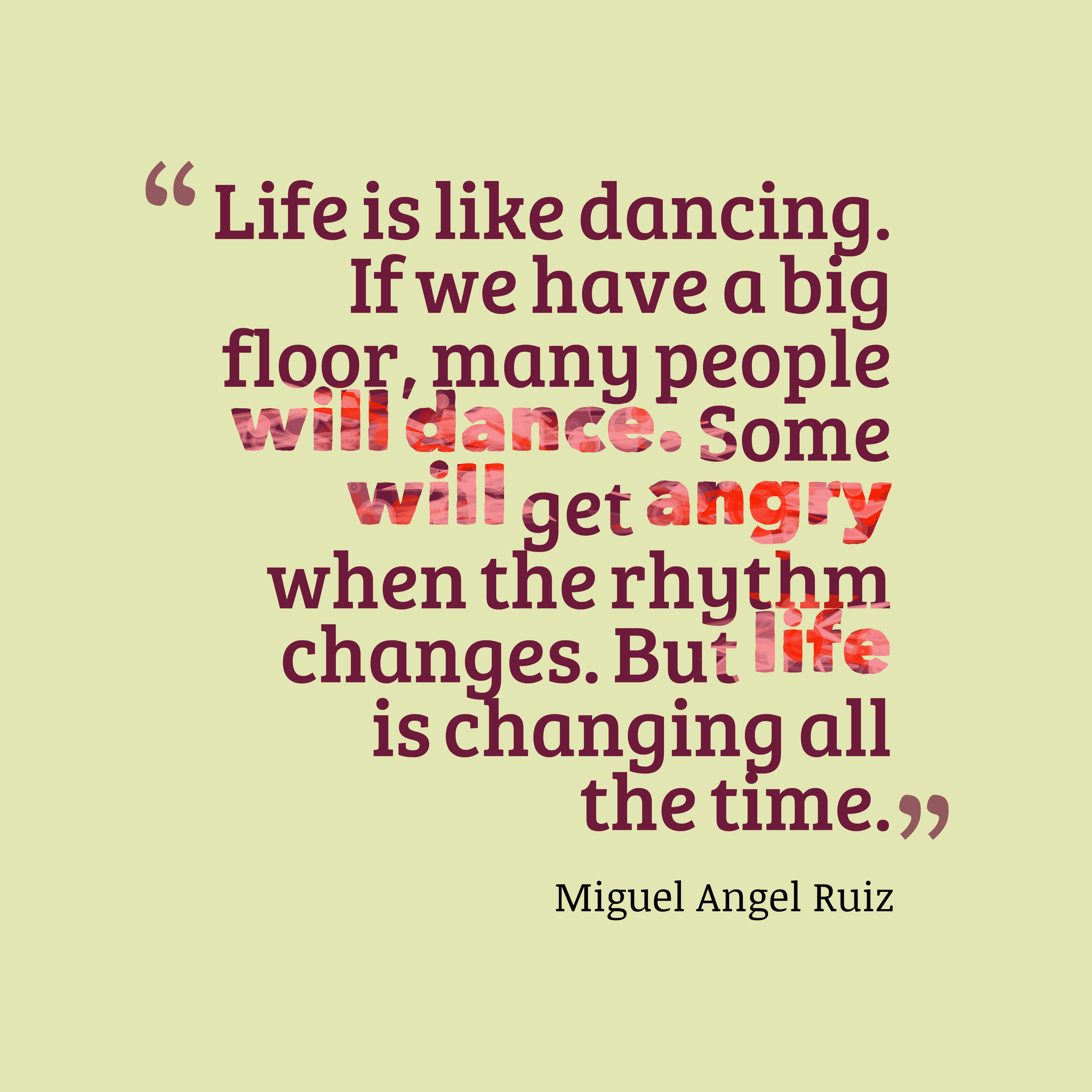 Quotes About Dance And Life 20