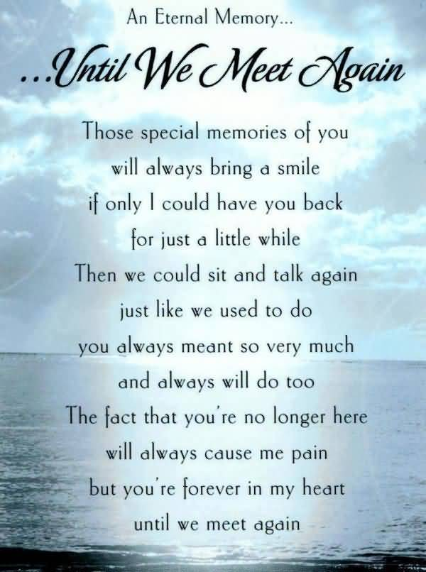 Quotes About Death Of A Loved One Remembered 18