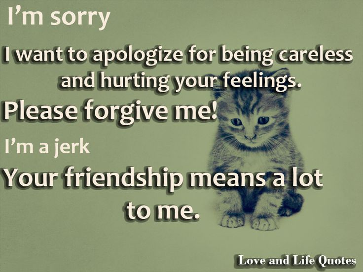 Quotes About Friendship And Forgiveness 08