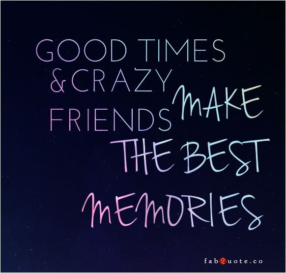 Quotes About Friendship And Memories 14