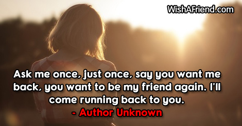 Quotes About Friendship Broken 12