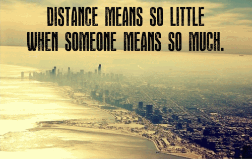 Quotes About Friendship Distance 01