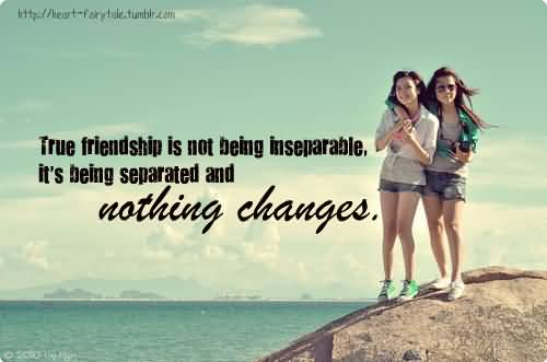 Quotes About Friendship Distance 11