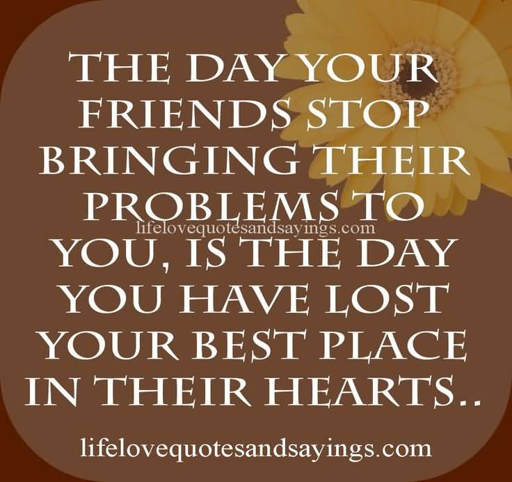Quotes About Friendship Lost 60 QuotesBae Adorable Quotes About Friendship Lost