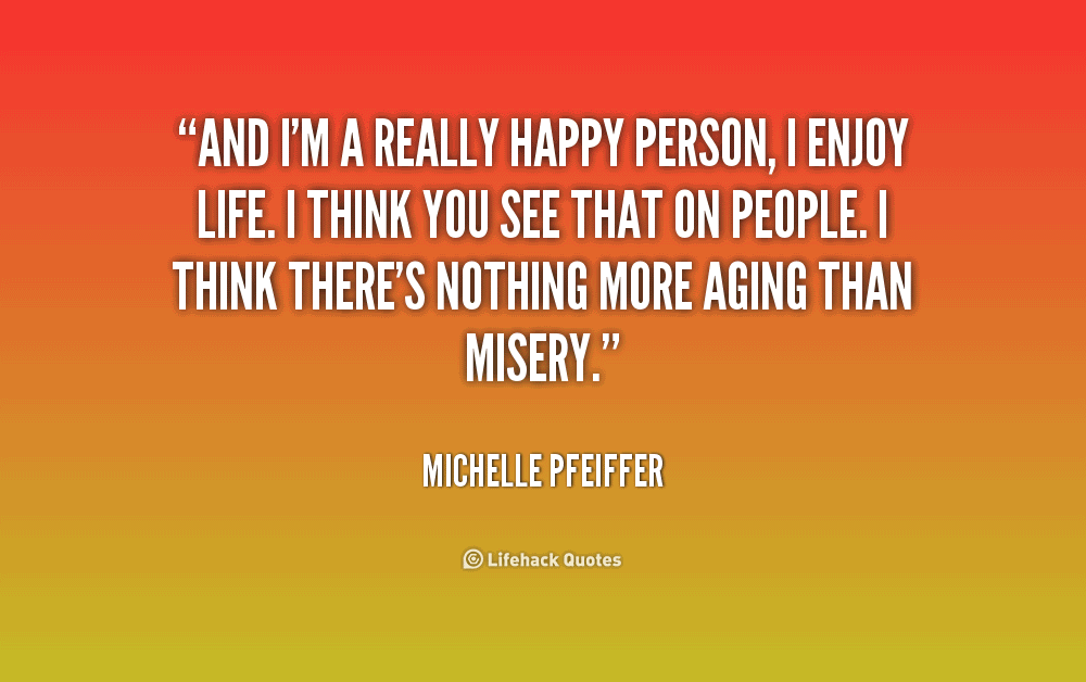 Quotes About Happy Person 16