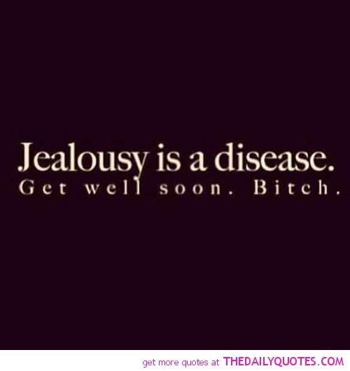 Quotes About Jealousy In Friendship 12