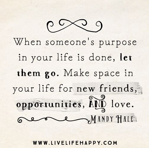 Quotes About Life And Friendship 01