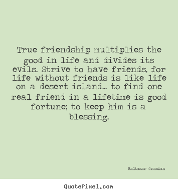 Quotes About Life And Friendship 16