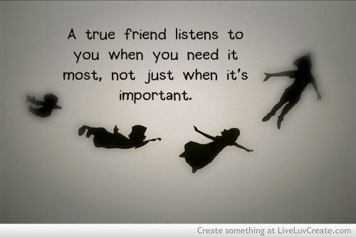 Quotes About Life And Friendship 19