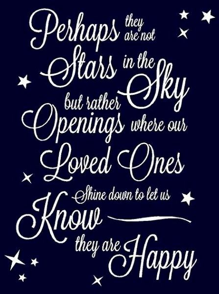 Quotes About Lost Loved Ones In Heaven 01