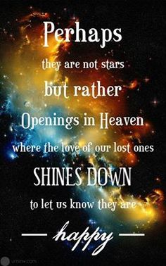 Quotes About Lost Loved Ones In Heaven 03