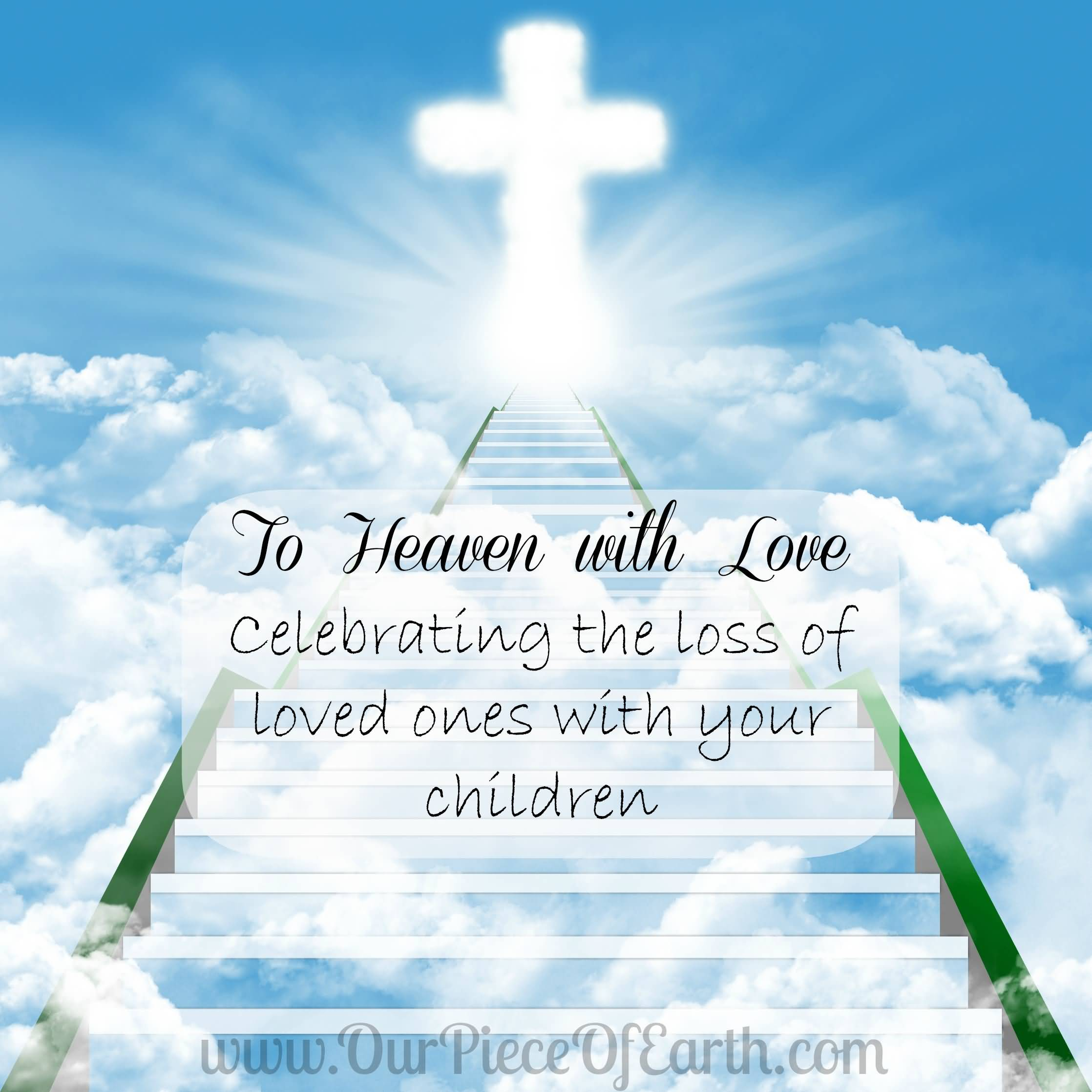 Quotes About Lost Loved Ones In Heaven 04