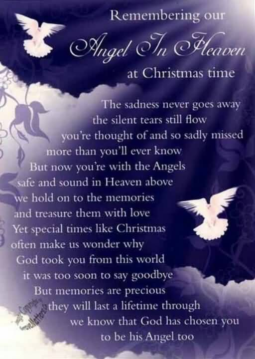 Quotes About Lost Loved Ones In Heaven 07