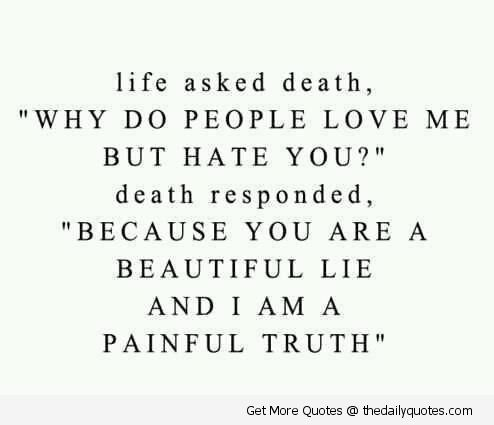 Quotes About Love And Death 14
