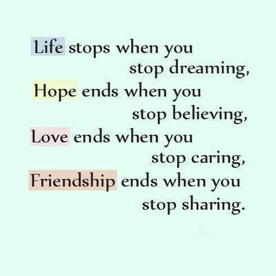 Quotes About Love Life And Friendship 20