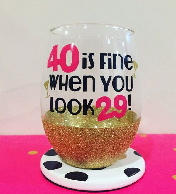 Very 40th Birthday Images for Women Jokes
