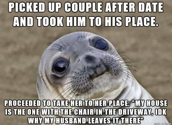Very Funny Couple Memes Photo