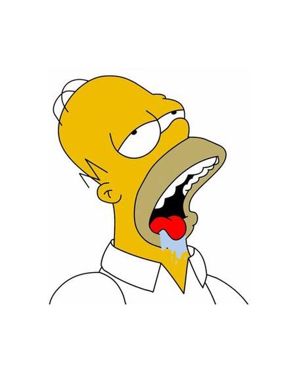 Very Funny homer simpson mmm meme jokes
