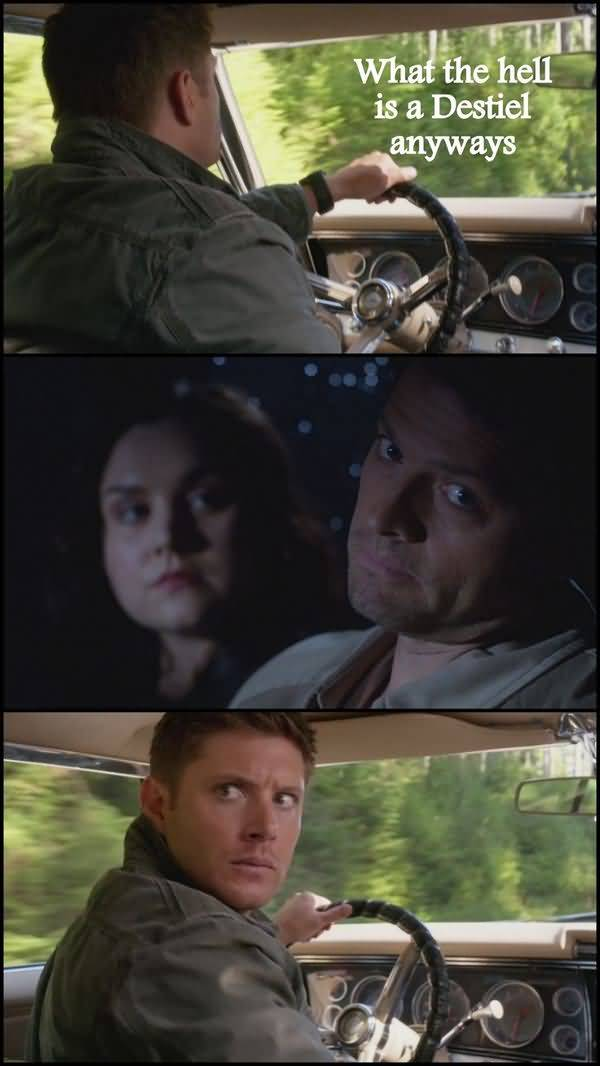 Very Hilarious Supernatural Memes Graphic