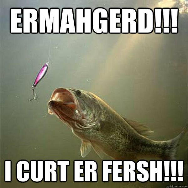 Very funny bass fishing pictures meme