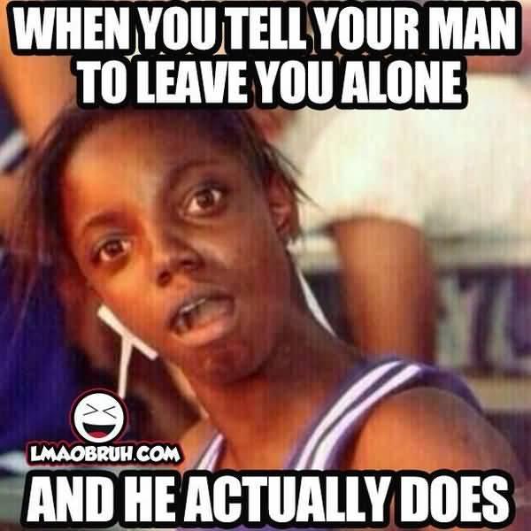 Very funny black girl meme photo