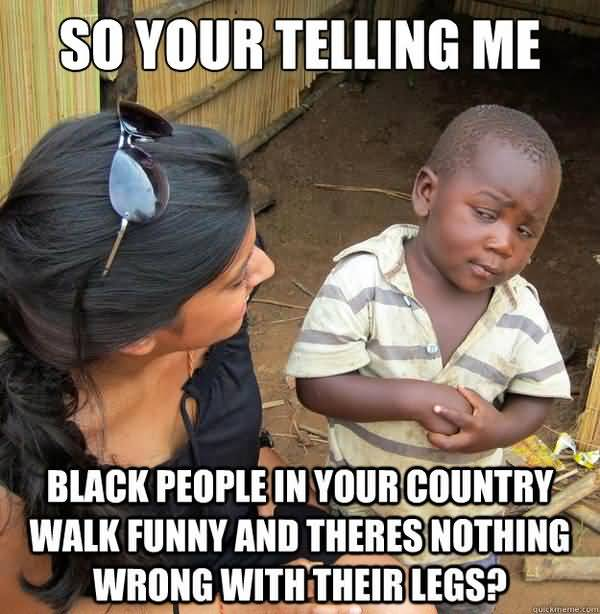 Very funny black people pictures with captions meme