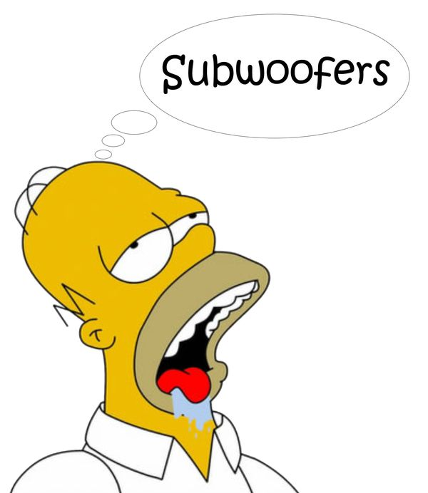 Very funny homer simpson drooling pic joke