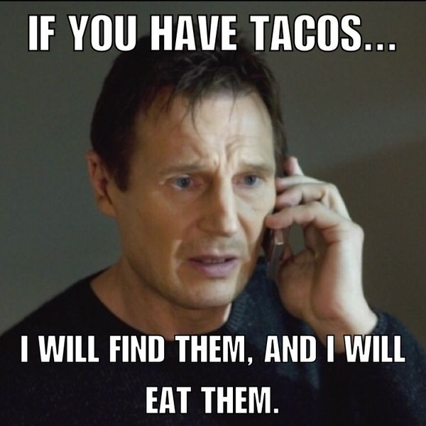 Very funny mexican food memes jokes