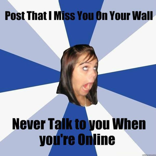 Very funny miss you meme picture