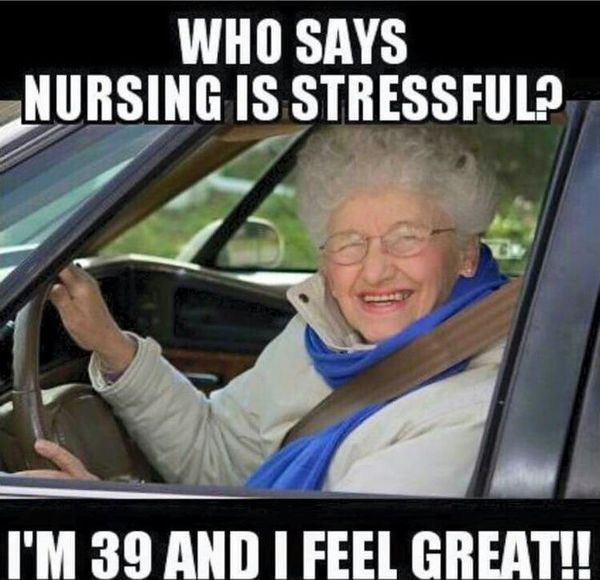 Very funny nurse memes joke