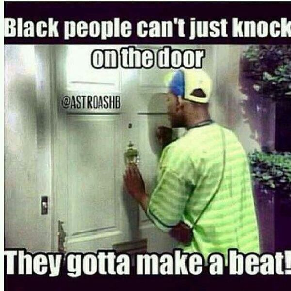 Very funny sayings about black people photo