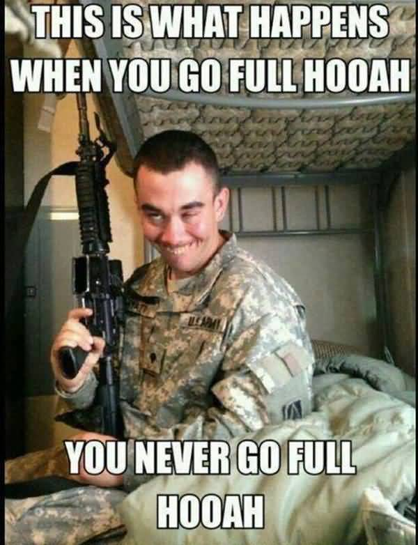 Amusing common gay army meme jokes