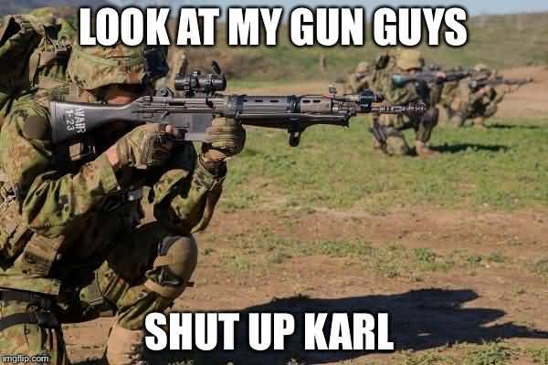 Amusing common military humor memes photo