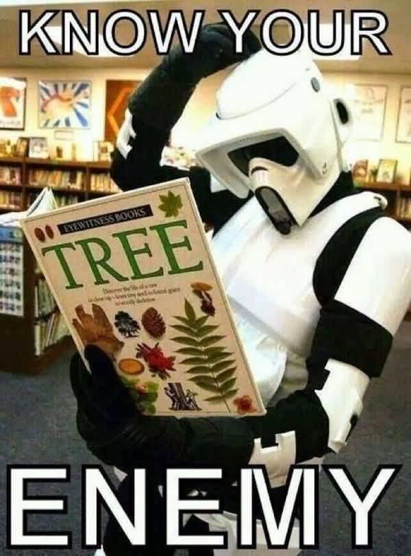 Amusing star wars superior memes image