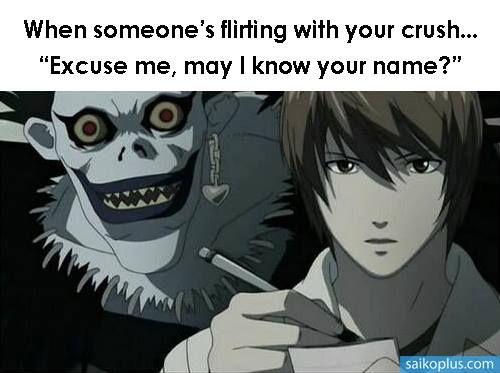 Anime Memes Funny Image Photo Joke 12