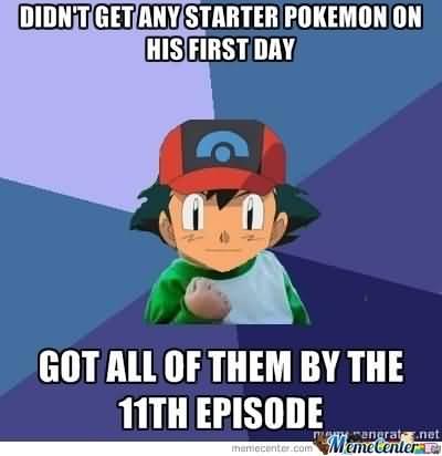 Ash Memes Funny Image Photo Joke 04