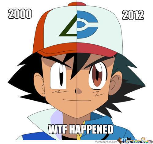 Ash Memes Funny Image Photo Joke 11