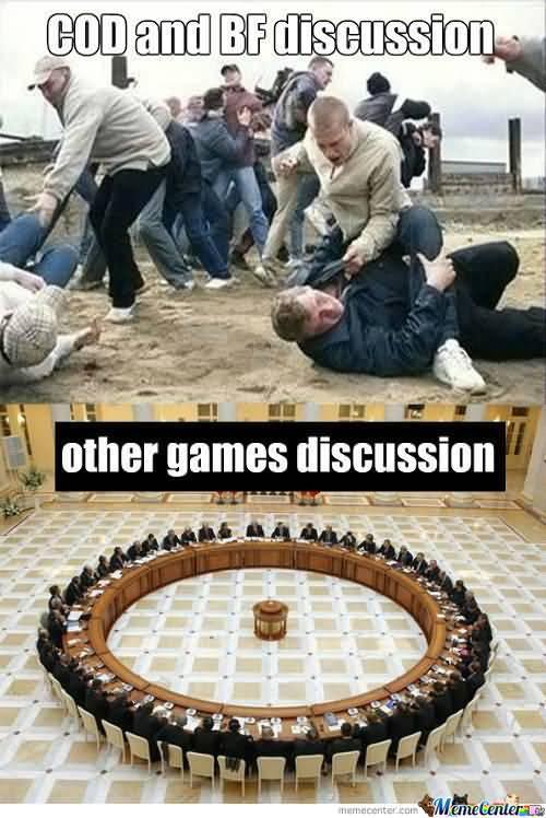 Battlefield Meme Funny Image Photo Joke 04