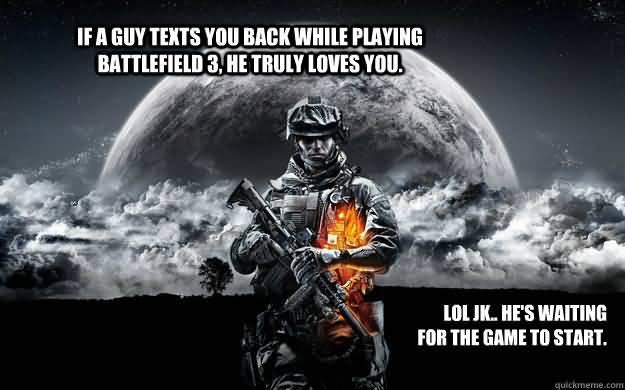 Battlefield Meme Funny Image Photo Joke 09